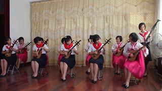 【HD】北朝鮮にある小学校の音楽の授業風景がすごい件 (教育視察)(旅行記)