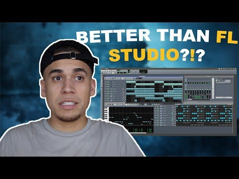 Making A Beat On A FREE Beat Maker!! (Better Than FL Studio?