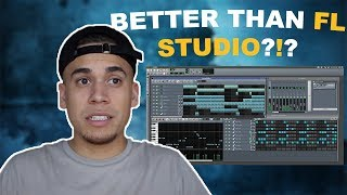 Video Making A Beat On A FREE Beat Maker!! (Better Than FL Studio?!) |  Lmms Beat Making download MP3, 3GP, MP4, WEBM, AVI, FLV November 2018