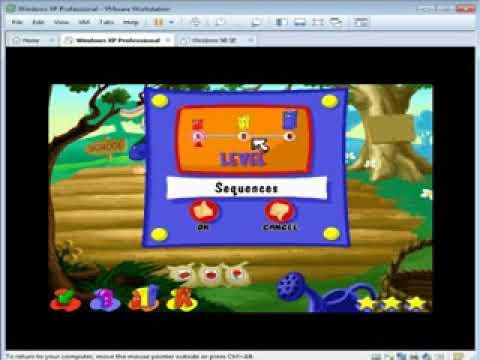 JumpStart Kindergarten (1998) BGM - Blocks - YouTube