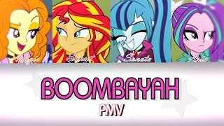 Boombayah - EQ MLP [PMV]