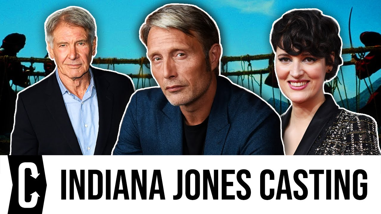 Download Indiana Jones 5 Cast: Mads Mikkelsen Joining Harrison Ford in Sequel