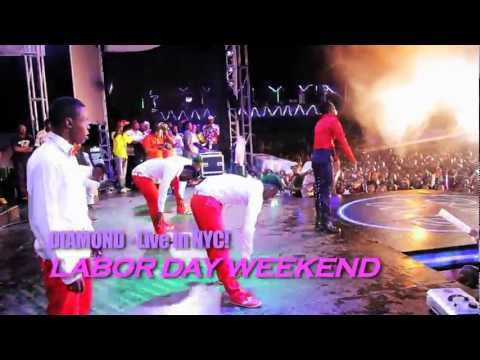 DIAMOND PLATINUMZ - U.S. Tour Promo (LABOR DAY WEEKEND 2012) Travel Video