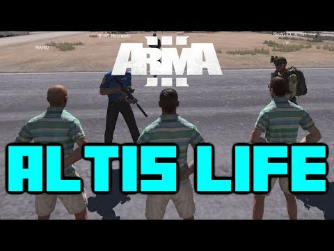 arma-3:-altis-life---let's-play---episode-1---there-a-problem-officer?