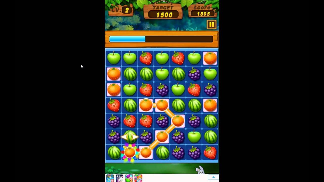 Fruit Legend Game