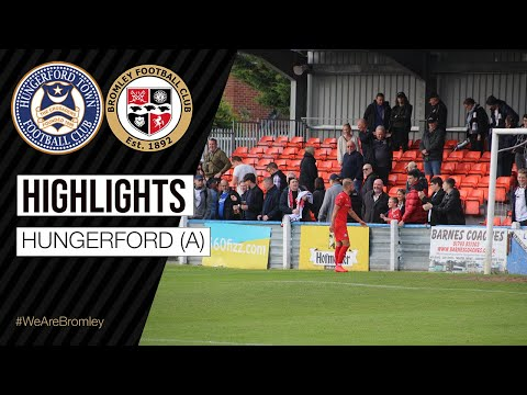 Hungerford Bromley Goals And Highlights