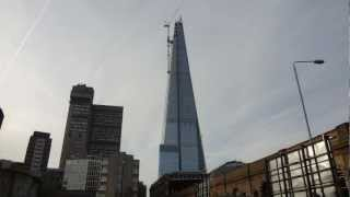 The Shard at London Bridge construction update (25th March 2012)