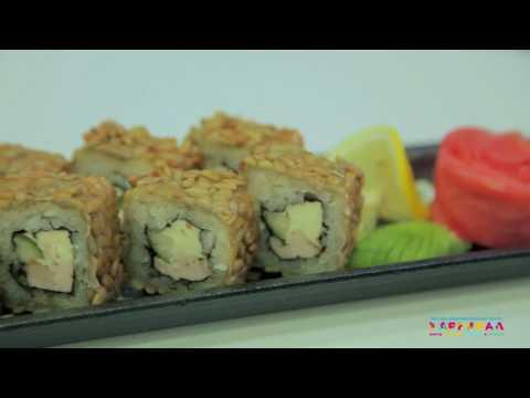 В ТРЦ «Карнавал» открылся суши-бар «Жи-Ши»