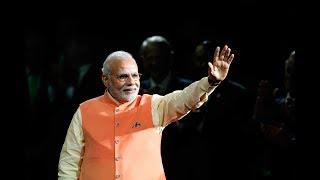 PM Modi Addresses Rally in Sidhi, MP