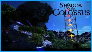 Shadow of the Colossus! Coaster Spotlight 355 #PlanetCoaster