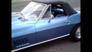 1967 Marina Blue 390hp/factory air Convertible