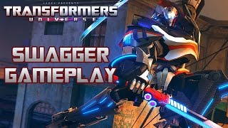 Transformers Universe Gameplay - SWAGGER - Like a Boss!!!