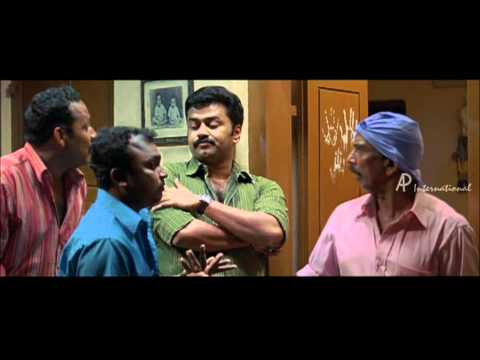 Malayalam Movie | Malabar Wedding Malayalam Movie | Indrajith Spoils | Suraj Venjaramood First Night