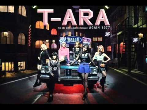 T-Ara (Again 1977) - Do You Know Me? / What Should I Do? (Official Audio)