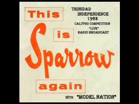"""Mighty Sparrow """"LIVE"""" - *Model Nation*"""