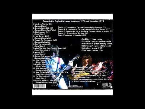 Def Leppard - First Strike Deluxe 1978 - 1980 FULL ALBUM HD & HQ