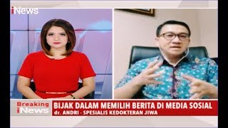 Tips Mengontrol Panic Attack karena Berita Virus Korona - Breaking iNews 24/03