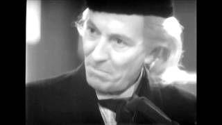 Doctor Who - The First Doctor compares the TARDIS with a television Resimi