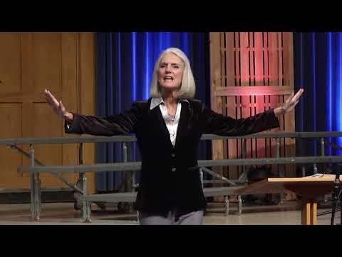 Founder's Week 2018 Anne Graham Lotz