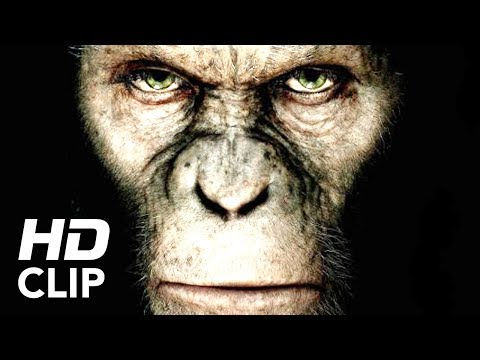 Dawn of the Planet of the Apes | Official HD Footage | 2014