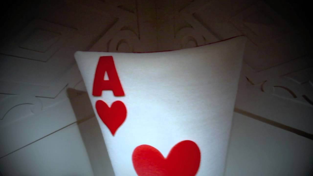 Sombrero Cartas De Poker YouTube