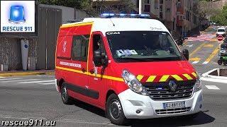[Cannes] Sapeurs Pompiers Groupement Ouest SDIS 06