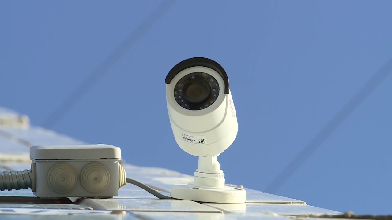Видеоинструкция. Как установить на многоквартирном доме систему видеонаблюдения?