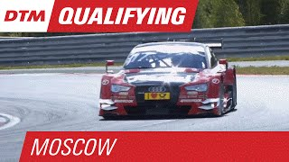 Qualifying (Race 1) - Re-Live (English) - DTM Moscow 2015