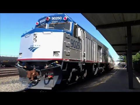 OnBoard Amtrak Cascades Business Class Experience Portland - Tacoma