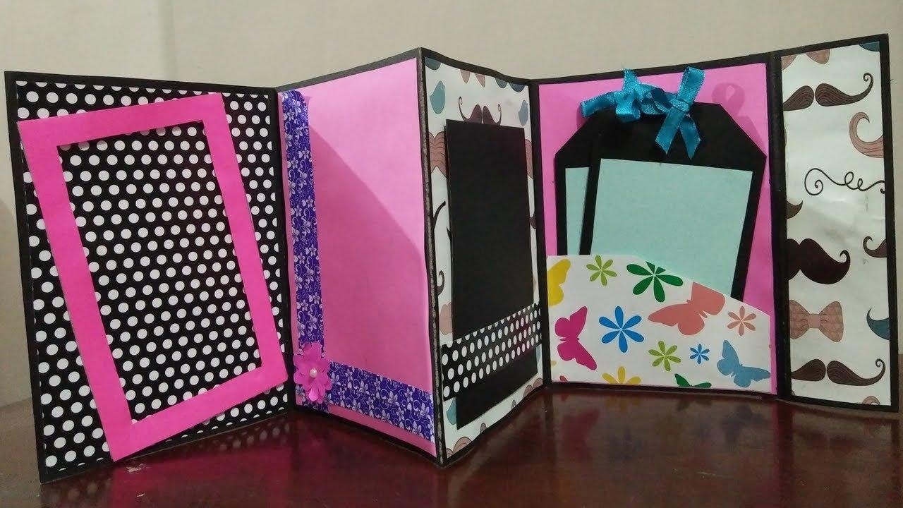 Diy Birthday Cards Handmade Scrapbook How To Make Birthday Cards