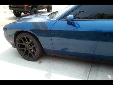 dodge challenger on 22 39 s youtube. Black Bedroom Furniture Sets. Home Design Ideas