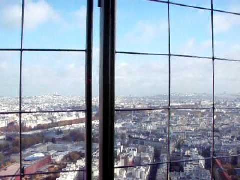 Eiffel Tower 360 degree - Paris, France, video by aniket.avi