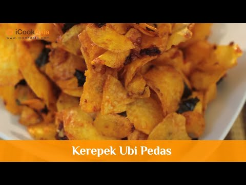 Kerepek Ubi Kentang Pedas Berapi from YouTube · Duration:  4 minutes 35 seconds