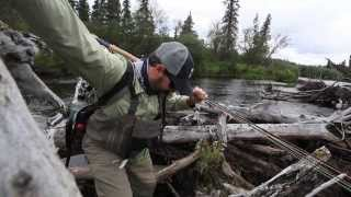 2014 Fly Fishing Film Tour Trailer: Alaska - La Frontera Norte by Beattie Outdoor Productions