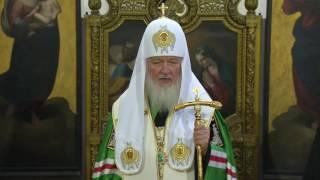 Патриарх Кирилл совершил молебен в историческом здании в Лондоне(15 октября 2016 года, в первый день визита в Великобританию, посвященного 300-летию присутствия Русской Церкви..., 2016-10-16T07:34:11.000Z)