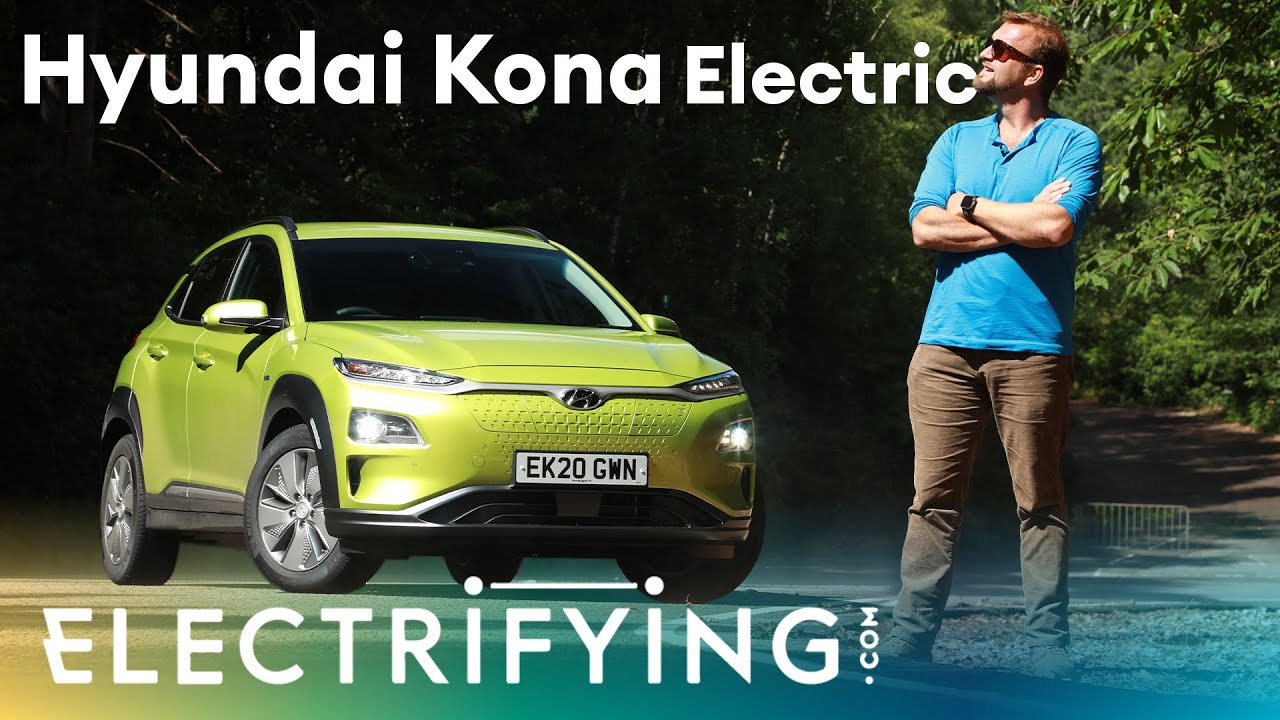 Hyundai Kona Electric SUV 2020: In-depth review with Tom Ford / Electrifying