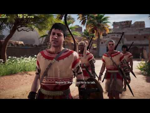 rx 460 2gb gameplay test of assassin's creed origins | i3 2120 | 8gb ram ddr3 |