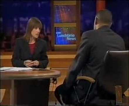 Joe Strummer's Death News Report 1
