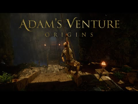 Adam's Venture: Origins - Soedesco veröffentlicht ersten Gameplay Trailer