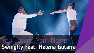 Swingfly feat. Helena Gutarra – You Carved Your Name | Melodifestivalen 2016