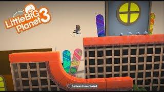 LittleBigPlanet 3 - Hoverboard In The City (platformer)
