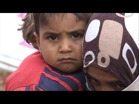 World Refugee Day 20 June: Children on the run