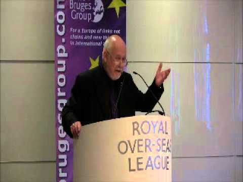 Britain Beyond the EU: Kelvin Hopkins MP speaks to the Bruges Group