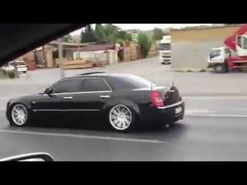 Ünal Turan ♣ Sürteceksin New Chrysler 300C