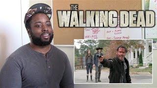 The Walking Dead REACTION - 5x15