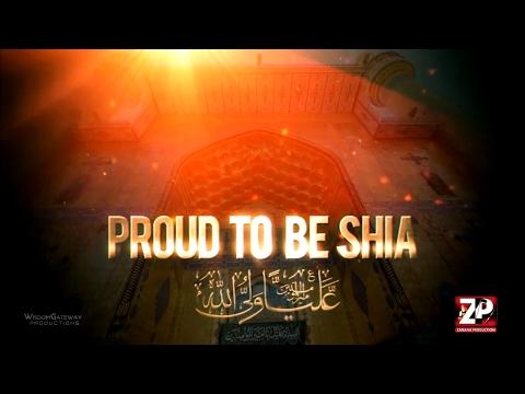 New Tarana |  PROUD TO BE SHIA | Syed Ali Deep Rizvi | 2017-18