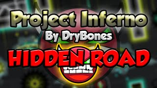 HIDDEN ROAD! [PATCHED] Geometry Dash [2.0] (Demon) - Project Inferno by DryBones - GuitarHeroStyles