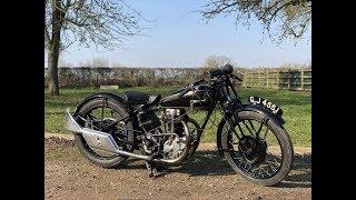 1930 Rudge Ulster Grand Prix for Sale Video