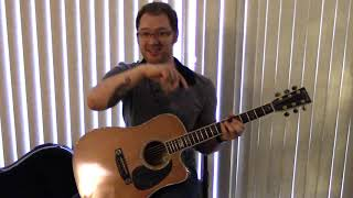 Guitar Lesson - Combining Familiar Chords and Pentatonic Scales