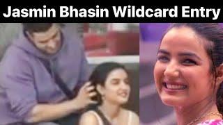 Jasmin Bhasin Wildcard Enrty | 100% Confirmed News